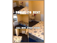 ROOMS TO RENT IN WORKSOP