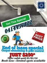 Carpet cleaning special! Maitland Maitland Area Preview