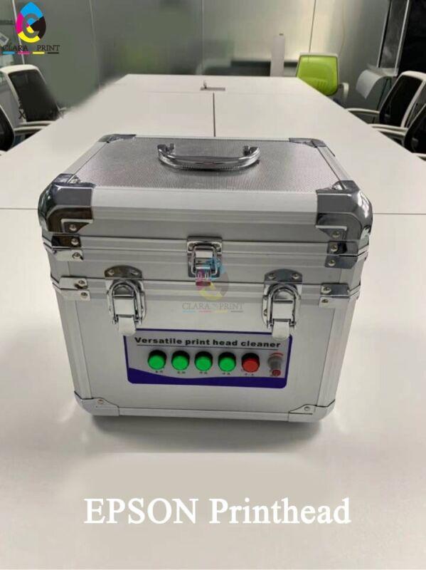 Claraprint 50w printhead cleaning machine For DX4/ DX5/ DX6/ DX7 Printhead