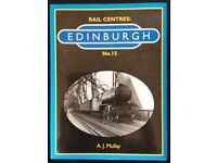 RAILWAY BOOKS. SMALL COLLECTION OF RAILWAY CENTRE BOOKS FOR SALE