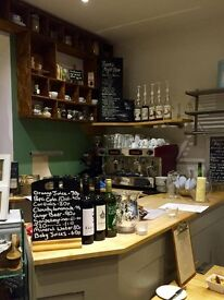 Busy Crookes Cafe for Sale