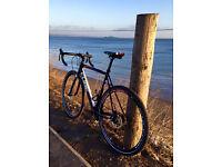 Cube Cross Race 2015 Cyclorcross Bike Size 56