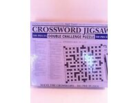Crossword Jigsaw Puzzle