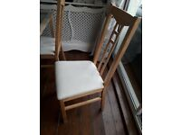Dining Chairs x 4 (Ikea)