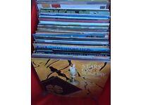 JobLot of 40 78rpm Vinyl records & 250 33rpm vinyl