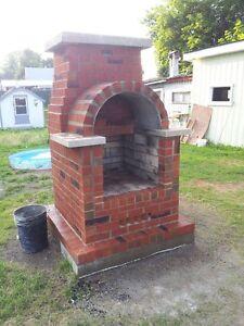 Briques pour foyer ext rieur achetez ou vendez des biens for Pierre pour foyer exterieur