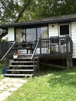 CLEAN 3 BEDROOM COTTAGE ON RICE LAKE ONTARIO