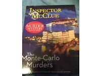 inspector mcclue monte-carlo murders 6 - 8 player game