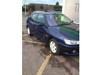 Peugeot 306 vgc swaps or sale