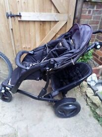 Graco double buggy tandem