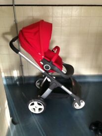 Stokke Cruisi stroller, very good condition