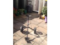 Mastersgolf Pull trolley in good condition