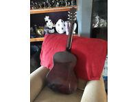 Hohner classic acoustic guitar