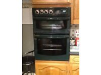 DIPLOMAT DOUBLE ELECTRIC OVEN ,FITS IN STANDARD HOB UNIT MAX 600 W 880 H