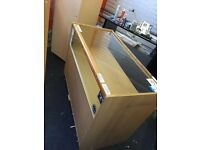 shop display counter cabinet - Perfect for business start up - glass cabinet