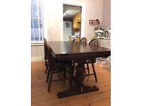 Dining Table & Chairs FREE