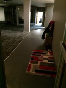 Two rooms available for $400 each a month downtown Blairmore