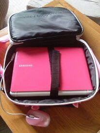 Samsung Notebook - pink