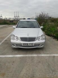 i sale my beautiful mercedes benz c classe 2.2 diesel 2006