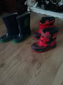 Boys winter bundle