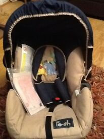 New first size car seat hauk Winnie the pooh