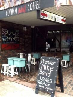 Coffee Shop Cafe Established & Respected - The Entrance