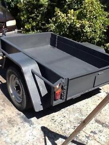 Great little trailer clean grey 5x4 don't miss it  it's great Clayton Monash Area Preview
