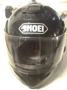 Shoei Multitec helmet Springfield Lakes Ipswich City Preview