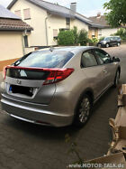 Honda Civic 9 (FA,FB,FG,FK) 1.8 i-VTEC Test