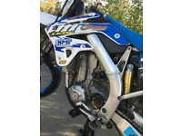 TM RACING 450CC MOTOCROSS 2009 MODEL