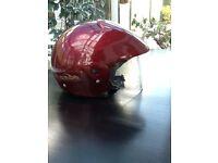 Gents. Crash helmet