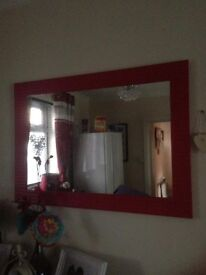 Red mirror + other stuff