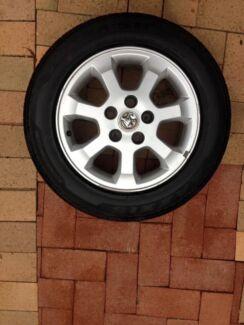 Holden Astra/Vectra wheels