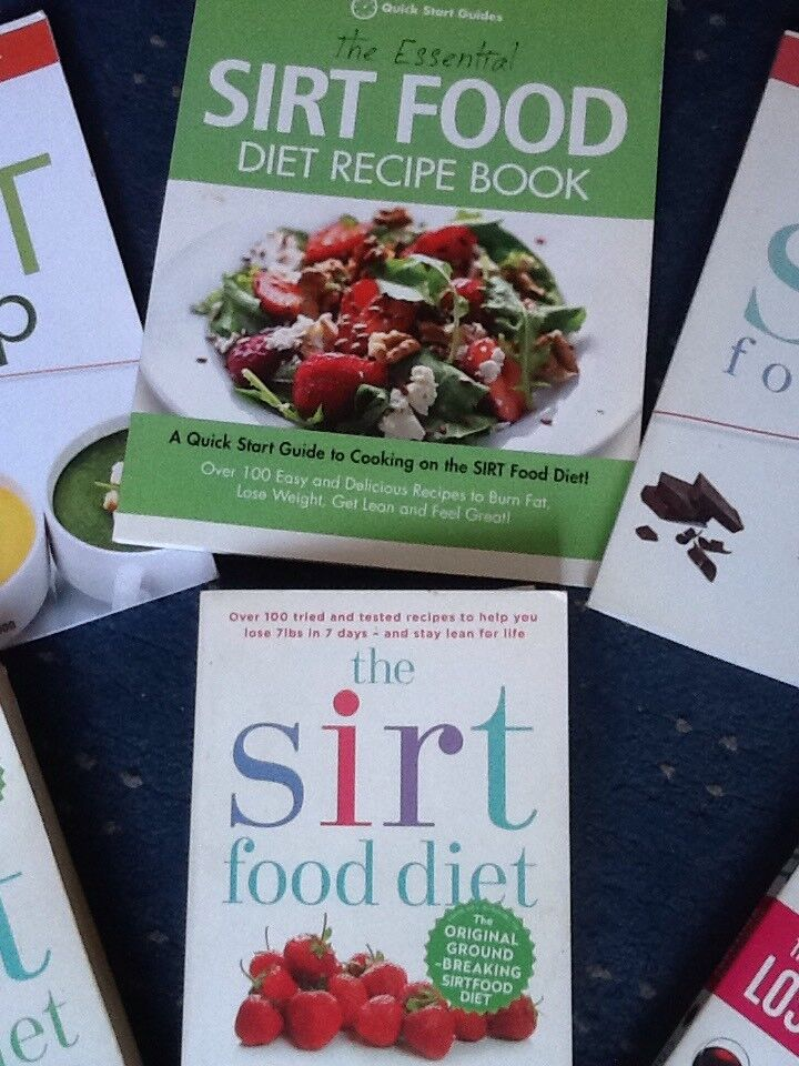 6 the sirt diet books in mansfield woodhouse nottinghamshire 6 the sirt diet books forumfinder Image collections