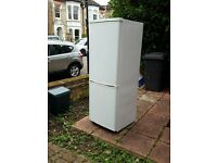 NOT WORKING Fridge Freezer outside the property to be taken