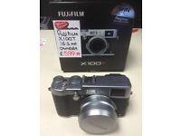 Fujifilm X100T 16.3 MP Camera £599.99