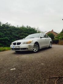 Bmw 525d 2.5 Diesel, E60, Remaped 220Bhp £1280 or swap