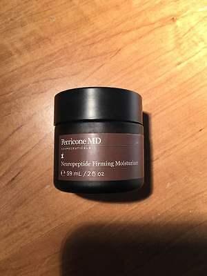 Perricone Md Neuropeptide Firming Moisturizer 2 Oz  New No Box Retail  290