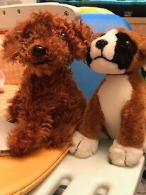 Nintendo dogs swivelling head toys £10 ono