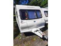 2004 Bailey Senator Wyoming series 4 caravan for sale