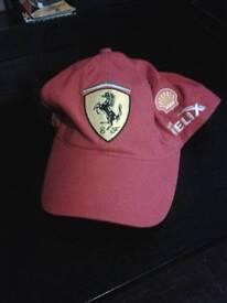 Brand new Ferrari cap