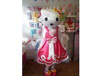 Hello Kitty Mascot perfect condition