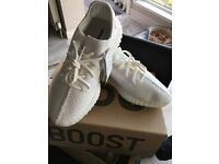 BNIB Genuine Yeezy Boost 350 V2 Triple White
