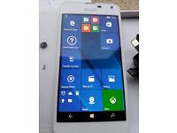 Microsoft Lumia 650 16GB White SIM Free Unlocked Smartphone Mobile Phone