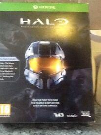Halo X box 1 game