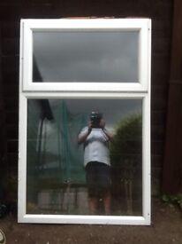 PVC WINDOW 42cm X 64cm