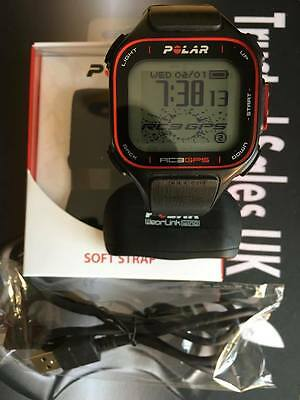 Polar RC3 GPS Bike with Heart Rate Running Fitness Cycling ref2A