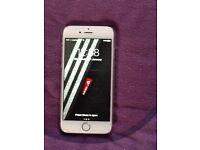 iPhone 6s 64gb white factory unlocked