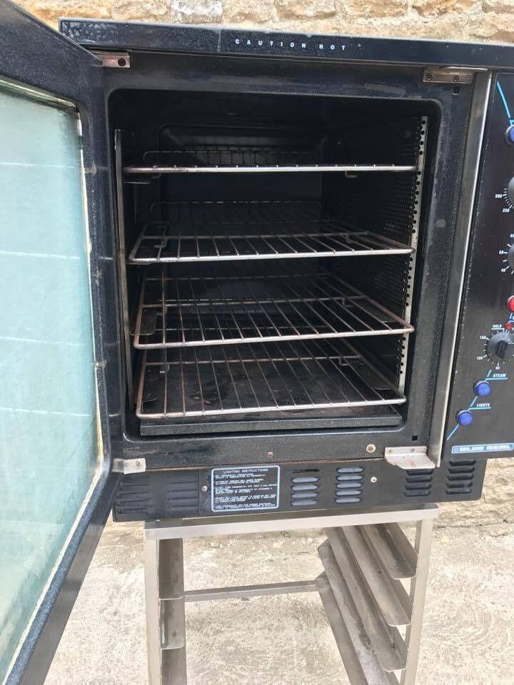 TURBOFAN BLUESEAL Gas oven