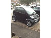 Smart car spares and repairs still running
